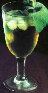 Оригинальный коктейль для празднования дня Святого...